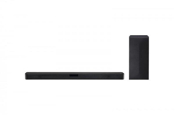 LG SL4Y soundbar, 2.1, 300W, WiFi Subwoofer, Bluetooth, Black' ( 'SL4Y' )