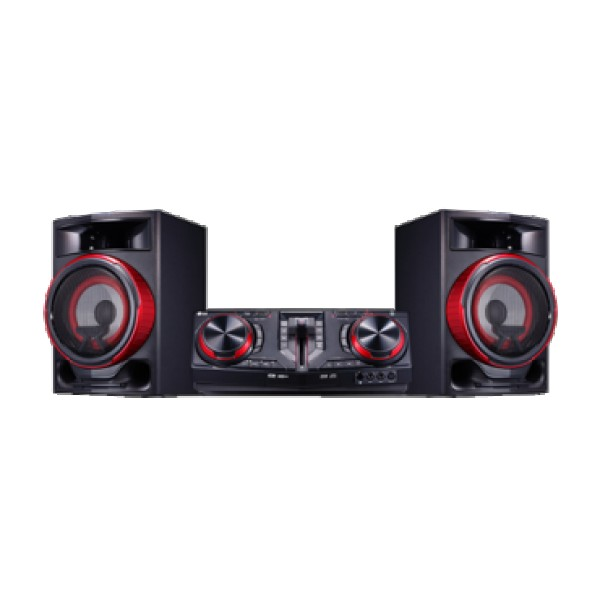LG CJ87 Audio sistem, 2350W, FM, Crna