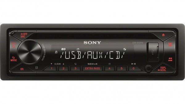 SONY CDXG1301U auto radioUSBMP3 plejer