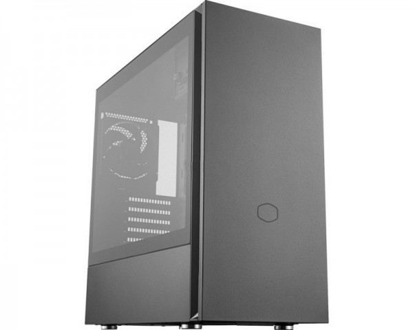 COOLER MASTER Silencio S600 with TG side pan (MCS-S600-KG5N-S00)