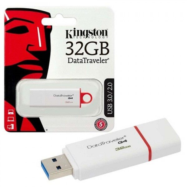 KINGSTON USB FLASH 32GB DTIG4/32GB 3.0