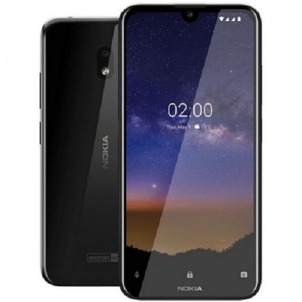 Nokia 2.2 DS Black Dual Sim