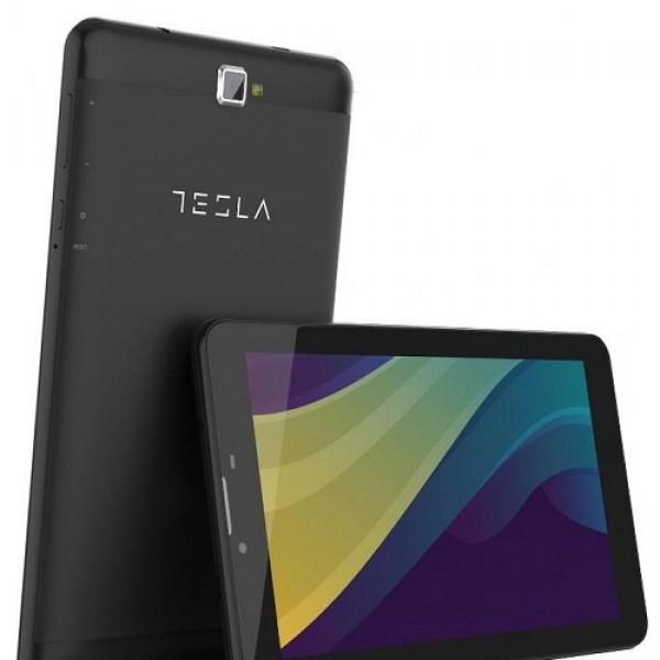 TESLA L7.1 3G 7''IPS/MT8321 QUAD 1.3GHZ/1GB/16GB/5MP+2MP/3G-VOICE/DUALSIM/GPS/ANDROID 6/3000MAH/BLACK