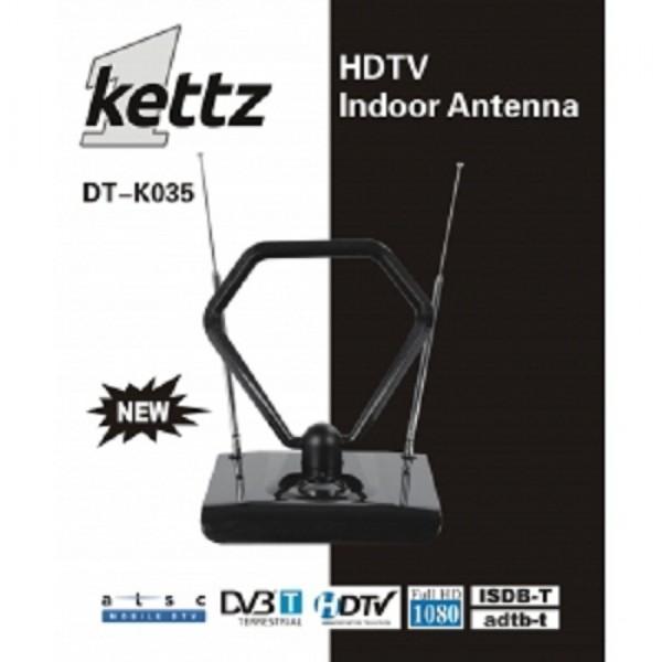 KETTZ SOBNA TV/FM ANTENA DT K035 POJACIVAC (VTP)