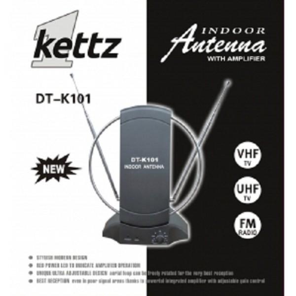 KETTZ SOBNA TV/FM ANTENA DT K101 POJACIVAC (VTP)