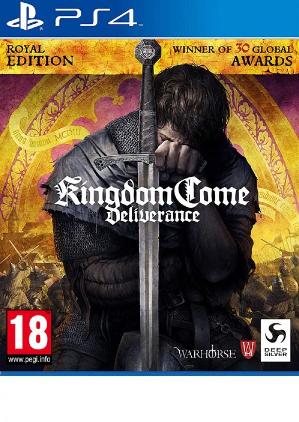 PS4 Kingdom Come Deliverance - Royal Edition