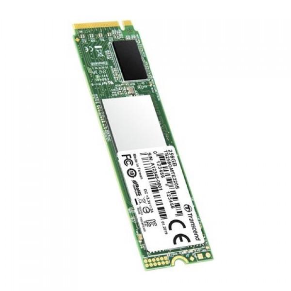 SSD M.2  256GB TRANSCEND TS256GMTE220S