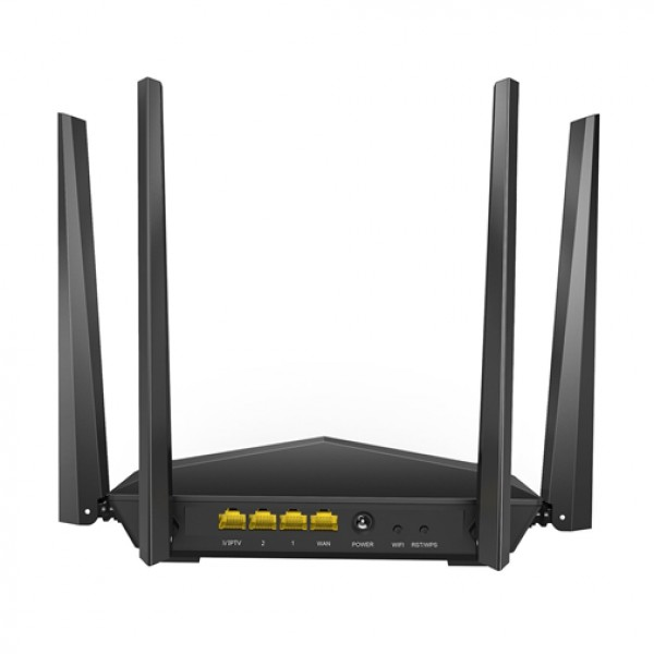 TENDA WIRELESS ROUTER AC6 10/100 AC1200MB/S