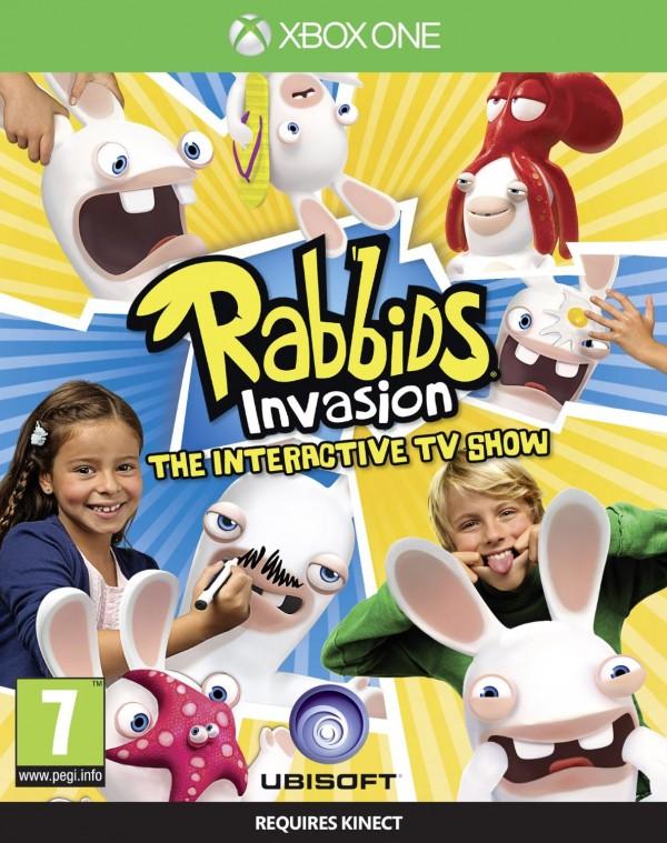 XBOXONE Rabbids Invasion
