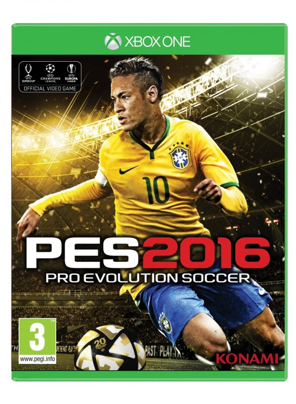 XBOXONE Pro Evolution Soccer 2016