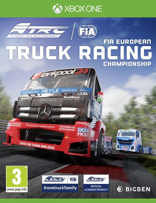 XBOXONE FIA Truck Racing Championship