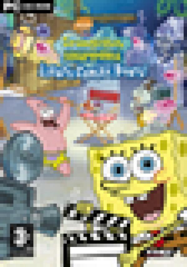 PC SpongeBob Squareparts: Lights, Camera, Pants
