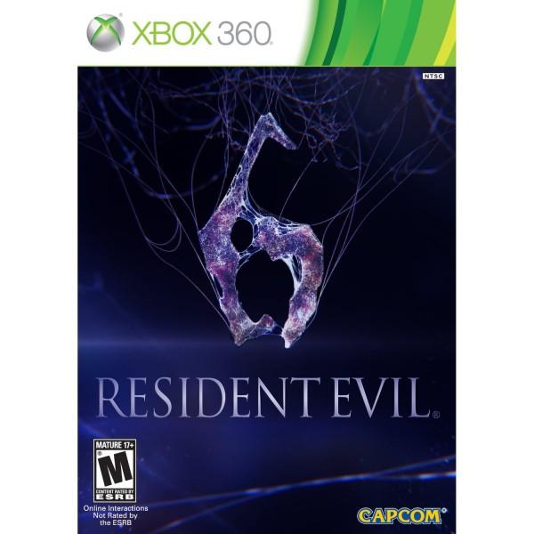 XBOX360 Resident Evil 6