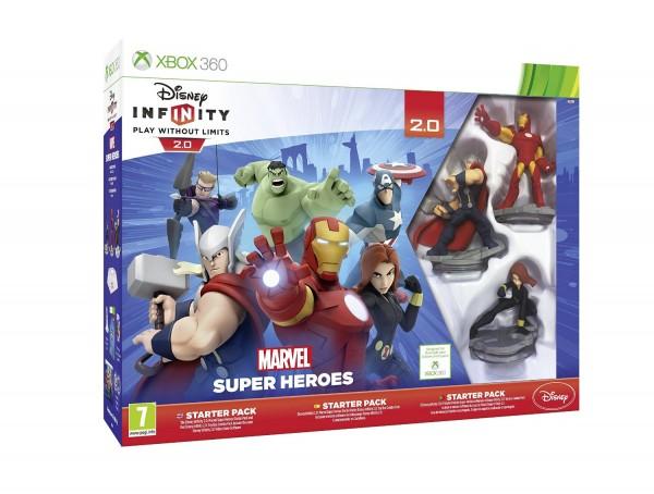 XBOX360 Infinity 2.0 Avengers Starter Pack ( IZBI000002 )