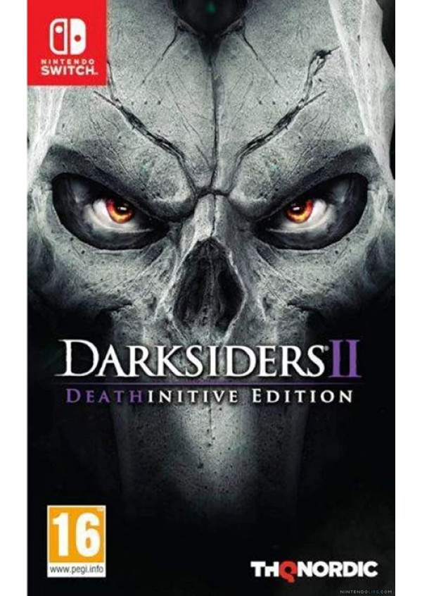 Switch Darksiders II Deathinitive Edition