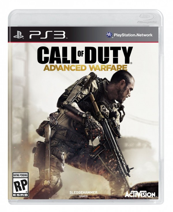 PS3 Call of Duty Advanced Warfare ( 87262UK,87262EM )