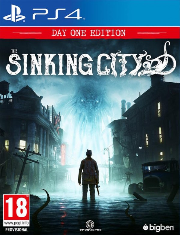 PS4 The Sinking City - Day One Edition