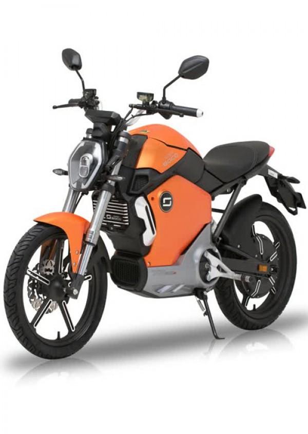 Super Soco TS1200R Electric Motorcycle Orange ( TS1200R )