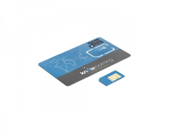 KnowRoaming SIM card' ( 'KRSIM' )
