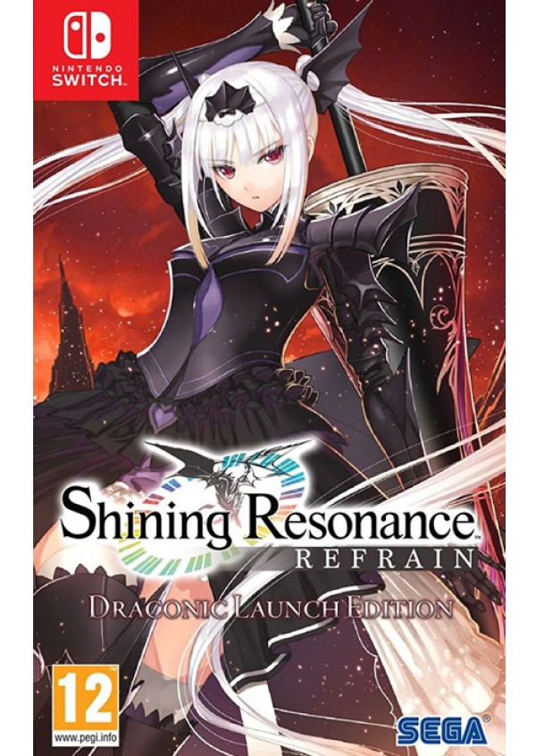 Switch Shining Resonance Refrain Draconic