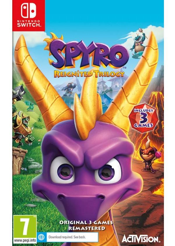 Switch Spyro: Reignited Trilogy ( 88405EN )