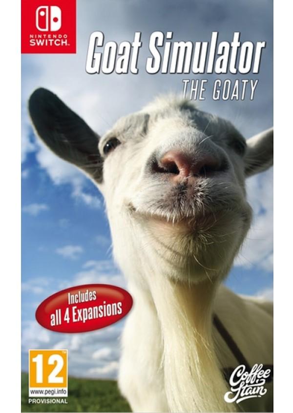 Switch Goat Simulator - The Goaty