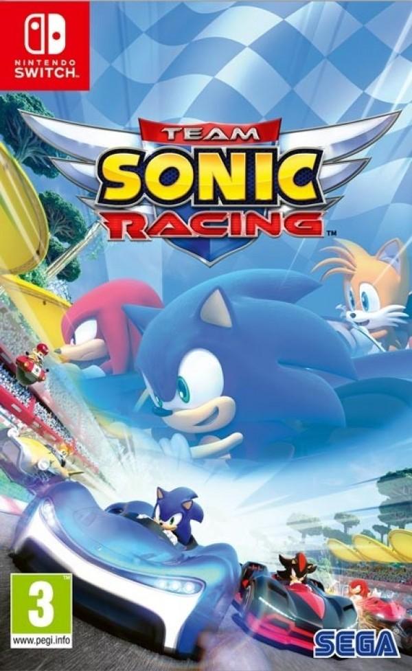 Switch Team Sonic Racing