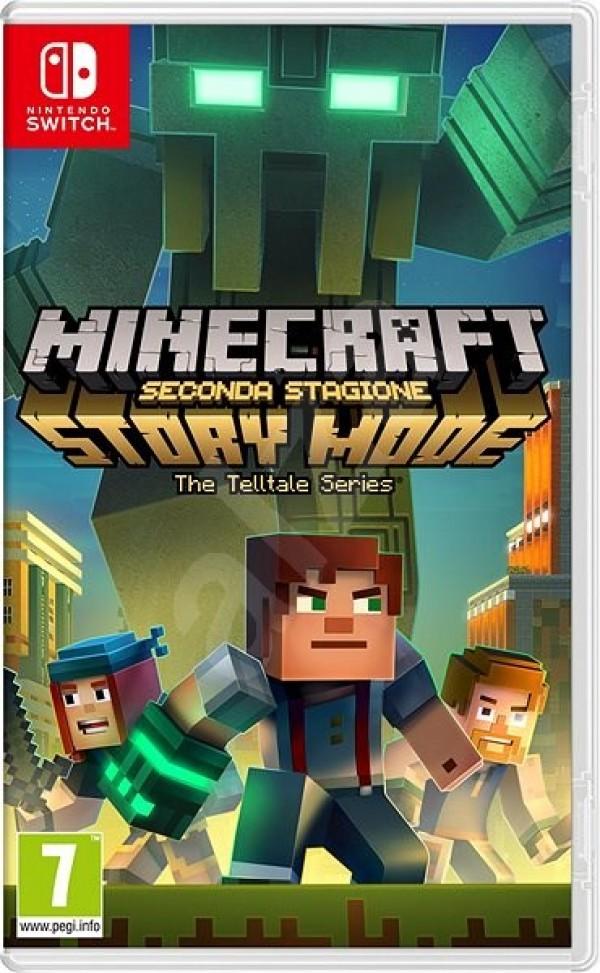Switch Minecraft Story Mode Season 2