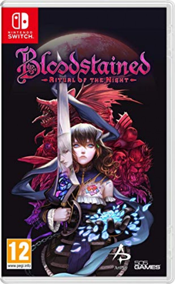 Switch Bloodstained - Ritual of the Night