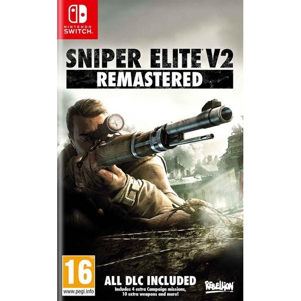 Switch Sniper Elite V2 Remastered