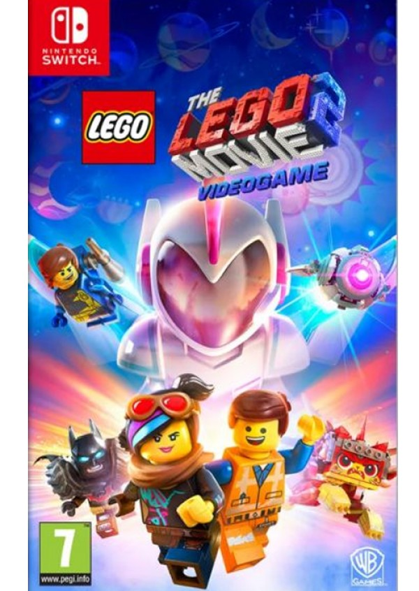 Switch The Lego Movie 2