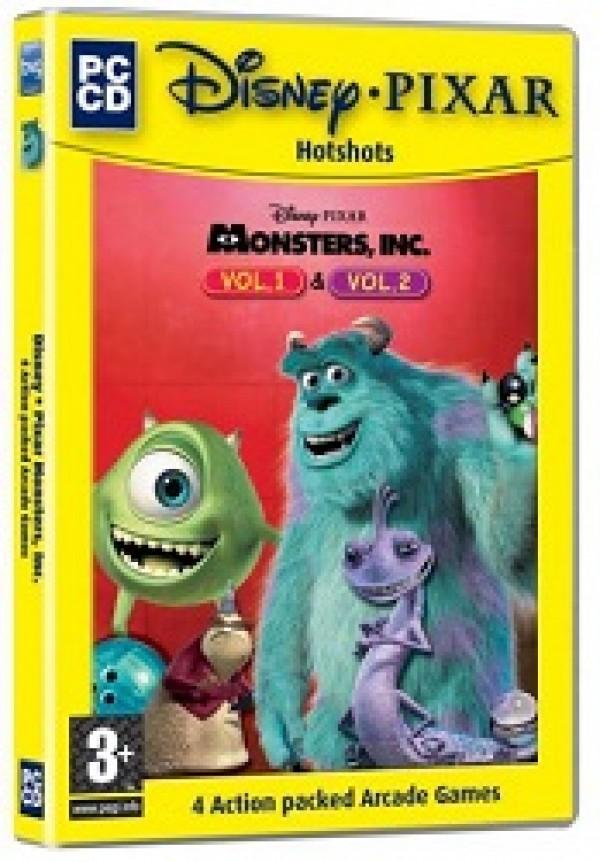 PC Disney Monsters Inc. Vol. 1 & 2