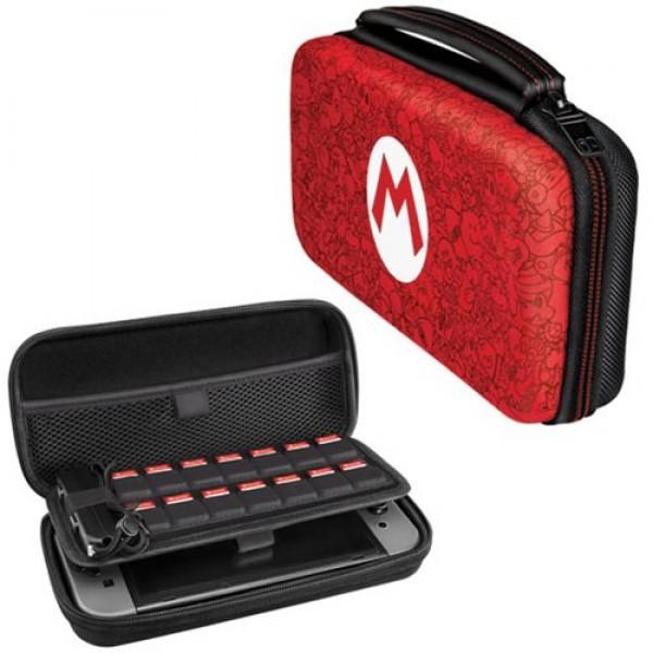 Nintendo Switch Deluxe Travel Case Mario Remix
