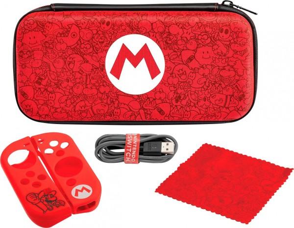 Nintendo Switch Starter Kit Mario Remix Edition