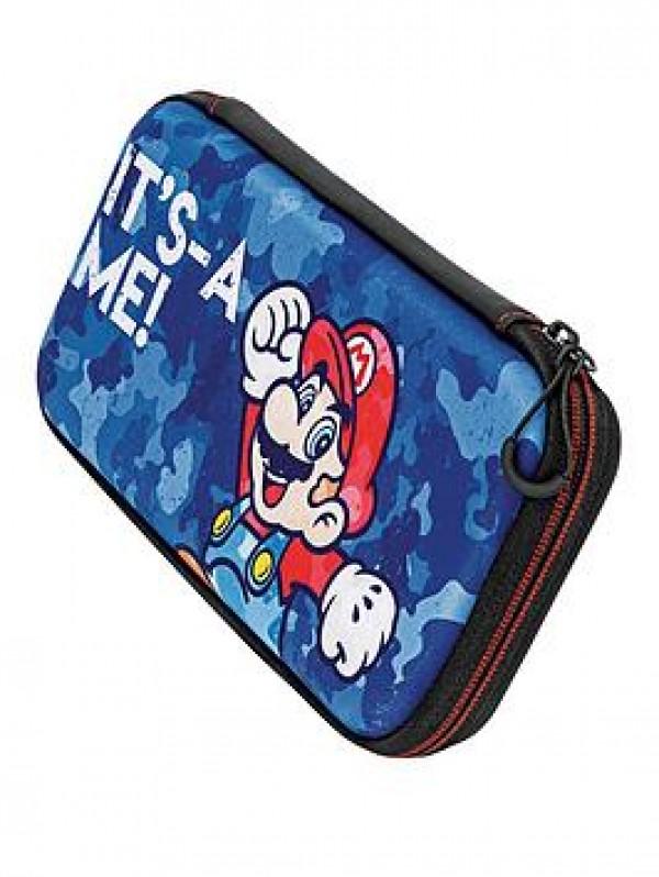 Nintendo Switch Slim Travel Case Super Mario-Mario Camo