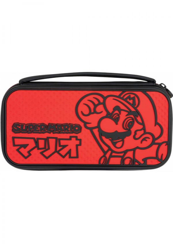 Nintendo Switch Deluxe Travel Case Mario Kana ED