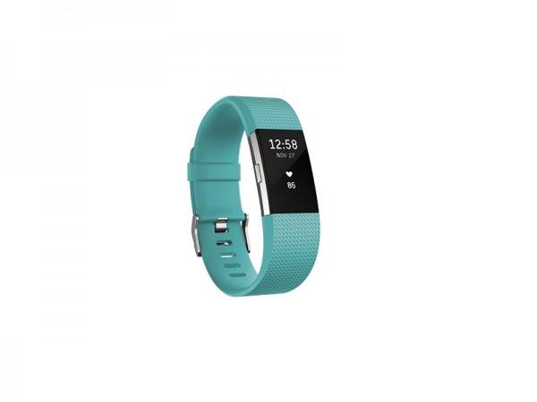 Fitbit Charge 2 Teal L' ( 'FB407STEL-EU' )