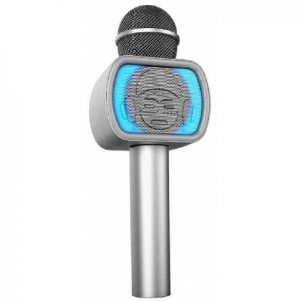 iDance Microphone PM 20 Silver