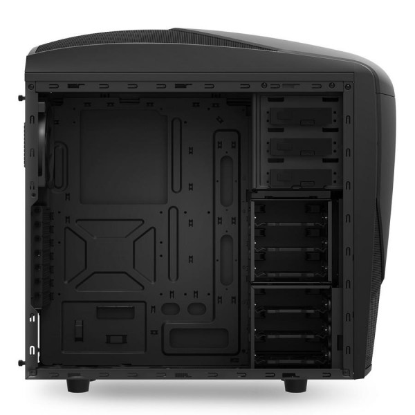 Phantom 240 Mid Tower Case Black ( CA-PH240-B7 )