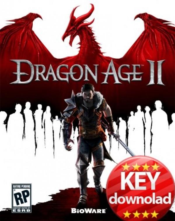 PC Dragon Age 2 Key