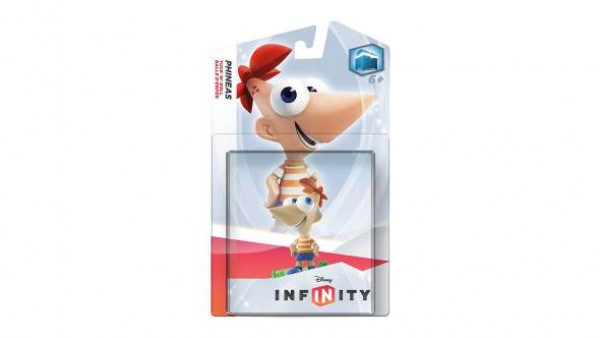 Infinity Figure Phineas ( IQAV000049 )