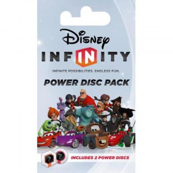 Infinity Power Discs Pack Wave 3 ( IQAU000023 )