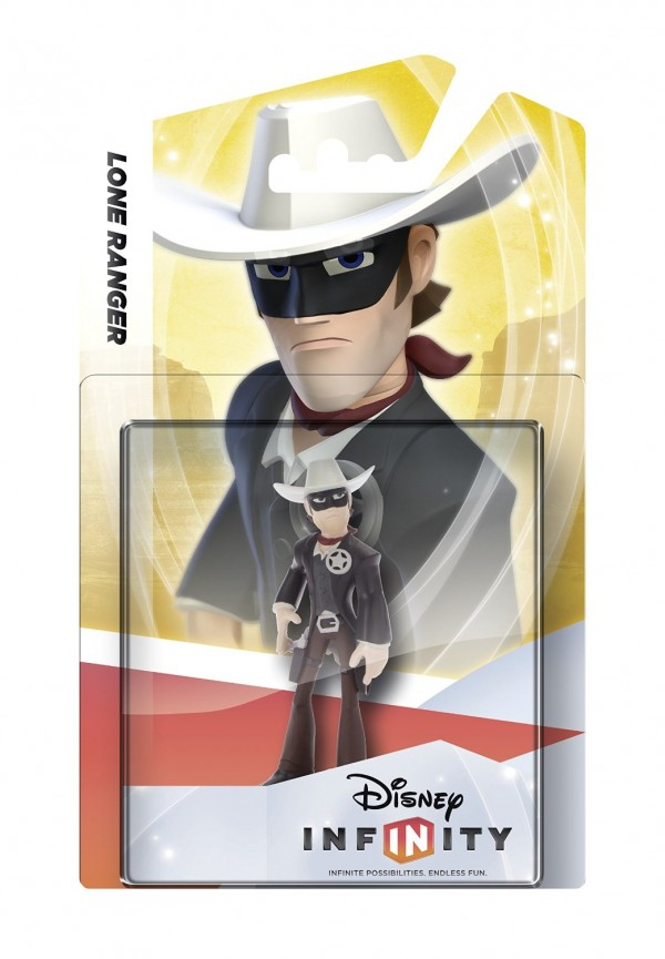 Infinity Figure Lone Ranger ( IQAV000078 )