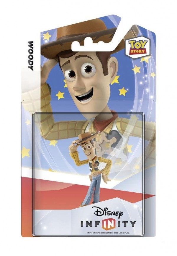 Infinity Figure Woody ( IQAV000021 )