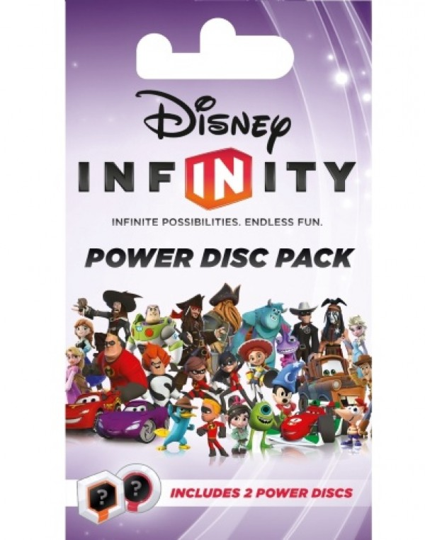 Infinity Power Discs Pack Series 3 ( IQAU000025 )