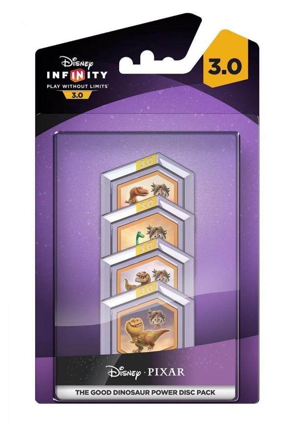 Infinity 3.0 Power Discs The Good Dinosaur (Disney.Pixar) ( IQAU000032 )
