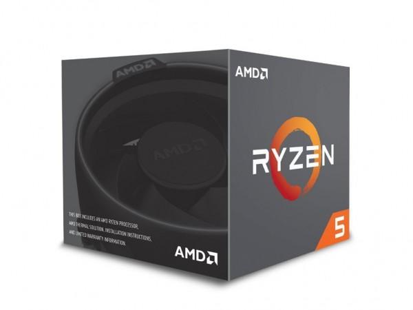 AMD Ryzen 5 6C12T 2600X (4.25GHz 19MB 95W AM4)' ( 'YD260XBCAFBOX' )