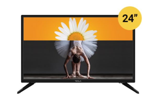 Tesla TV 24E309BH, 24'' TV LED, slim DLED, DVB-T2CS2, HD Ready' ( '24E309BH' )