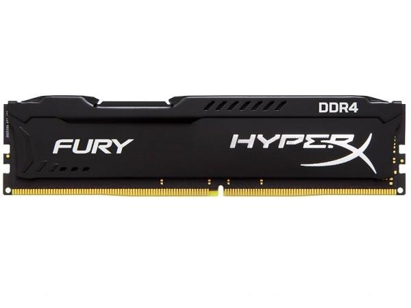 Kingston DIMM DDR4 8GB 2400MHz HX424C15FB28 HyperX Fury Black' ( 'HX424C15FB28' )