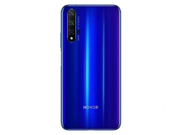 Honor 20 128GB Sapphire Blue' ( '51094AHG' )